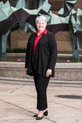 Marcia Green, District V Vice President